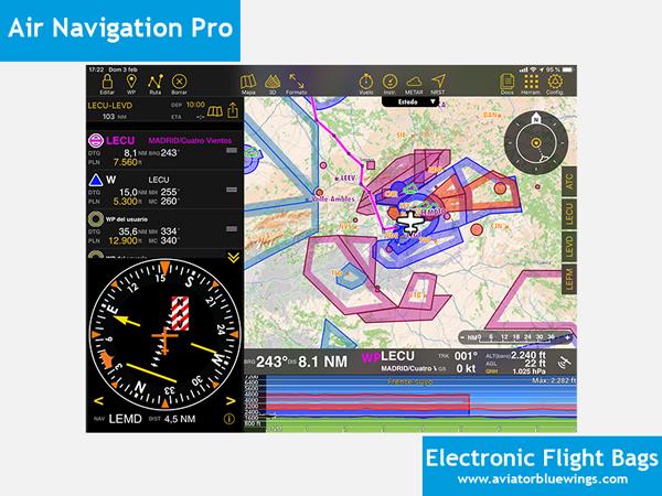 Air Navigation Pro - EFB