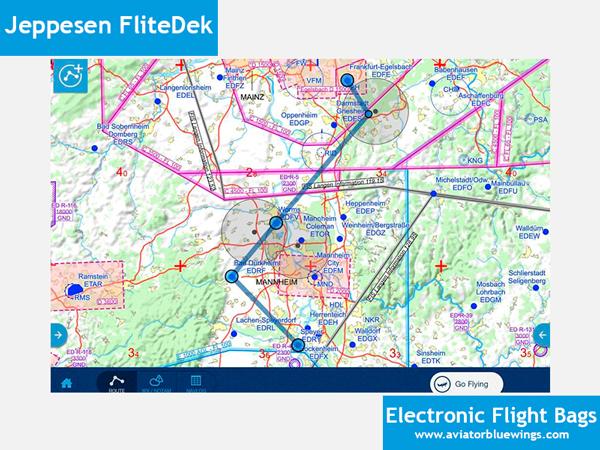 Jeppesen Mobile FliteDeck - EFB