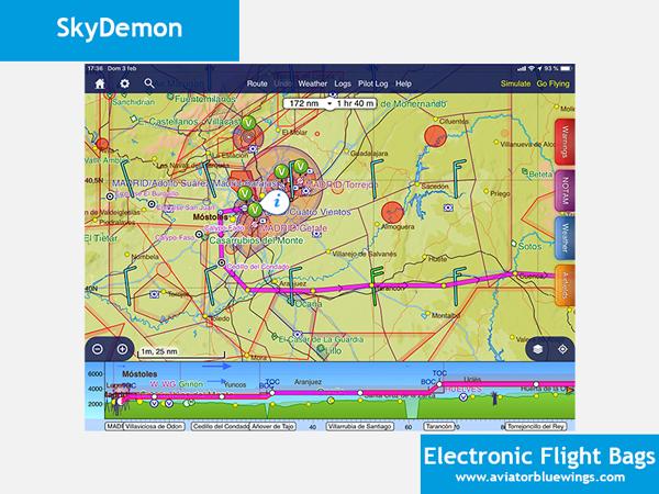 SkyDemon - EFB